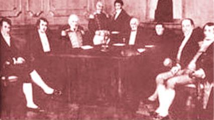 Acuerdo del Cabildo 1810