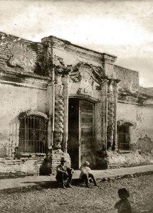 Imagen de la Casa original de 1869. Fotografía de Ángel Paganelli
